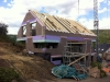 First. Mit Dachstuhl. 9.7.2011, 13:00 Uhr