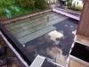 Dachpappe vs. Dauerregen! 27.8.2011, 12:00 Uhr.