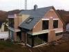 Fensterflächen der Südseite. 5.11.2011