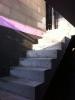 Weg zum Licht: Kellertreppe. 9.6.2011, 7:00 Uhr