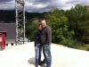 Bauherrin und Anhang. 19.6.2011, 14:00 Uhr