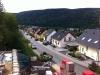 Blick über die Bergstraße. 21.6.2011, 17:00 Uhr