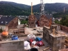 Typisch Baustelle. 26.6.2011, 9:00 Uhr