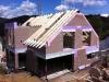 Dachstuhl Südseite. 9.7.2011, 13:20 Uhr