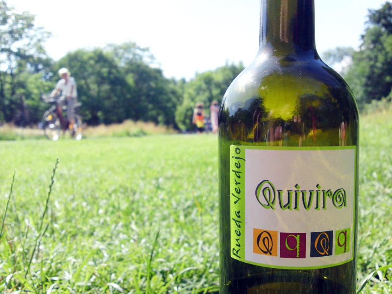 Wein am Wegesrand (c) Uli