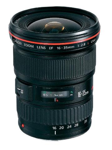 Canon EF 16-35mm 1:2.8L II USM