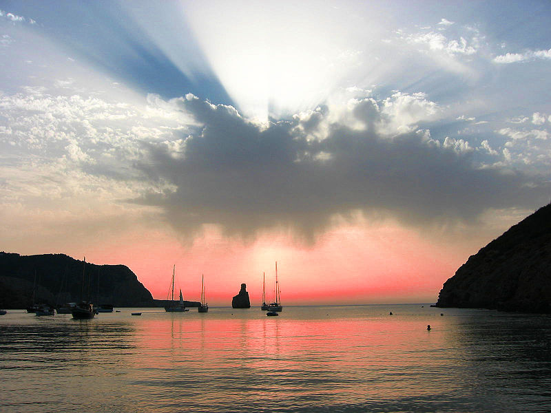 Ibiza Sunset (c) wikipedia/ADC