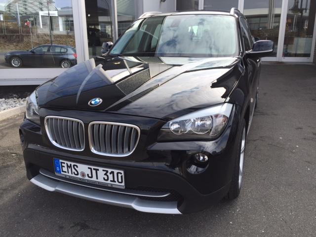 BMW X1 - Allrad rockt!