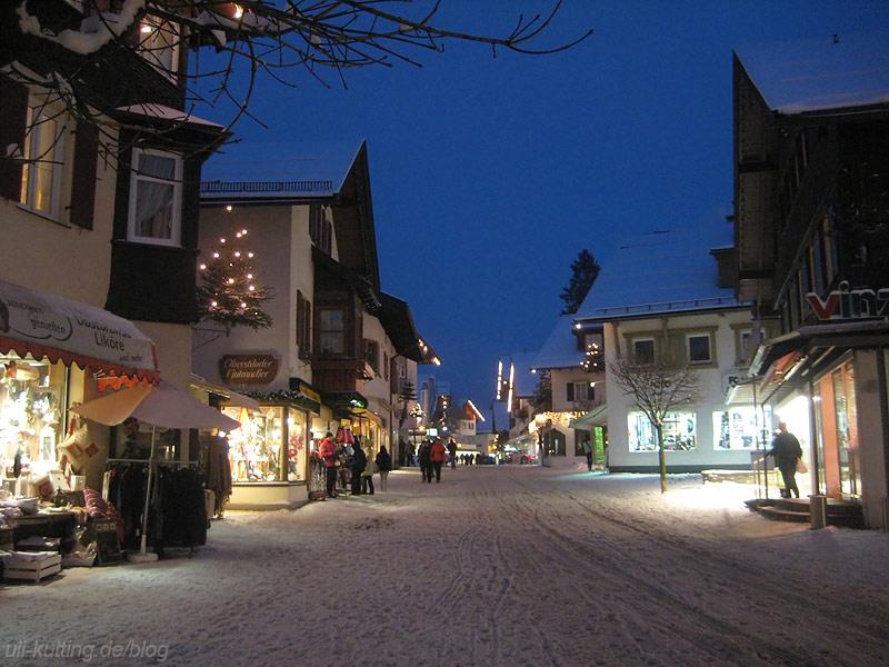 Oberstdorf Nightlife